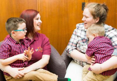 Neighbourhood Chaplains young ladies & children